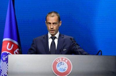 УЕФА погна Юве, Реал и Барса