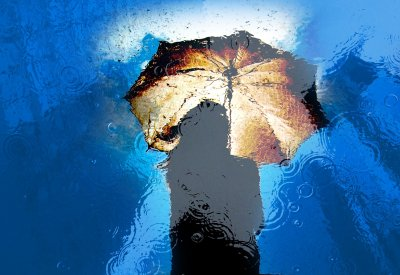 Слънце и дъжд, носете чадър