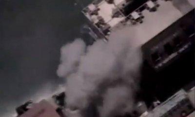 """Израел удари подводница на """"Хамас"""""""
