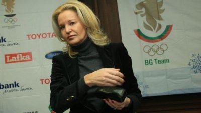 Стефка Костадинова съди спортен журналист