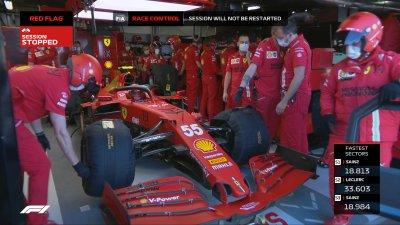 Пилотите на Ферари блестящи в Монако