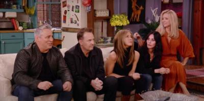 """""""Приятели"""" отново на екран след 17 години (ВИДЕО)"""