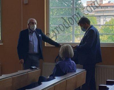 """Свидетел в съда: Колата на Местан не спря на знак """"СТОП"""""""