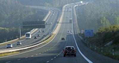 Жегата деформира магистралите в Източна Германия