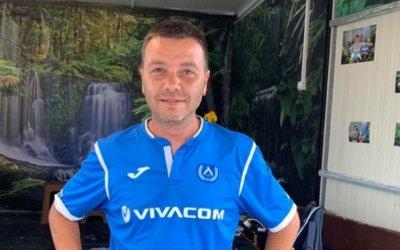 Шок за футболна България! Стоичков облече екип на Левски!