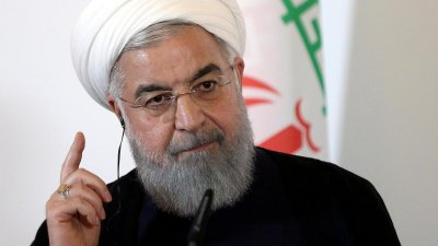 """Президентът на Иран обяви Белия дом за """"умствено изостанал"""""""