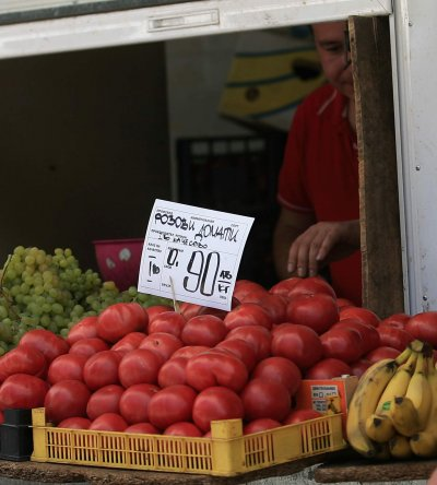 90% от доматите по сергиите били вносни