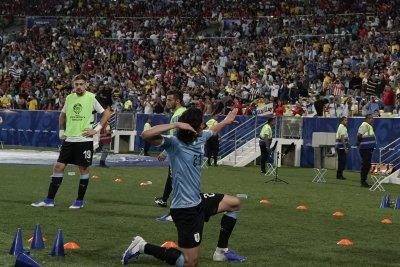 Чили се натресе на Колумбия на 1/4-финалите на Копа Америка