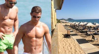 Роналдо бута 20 000 евро бакшиш в гръцки хотел