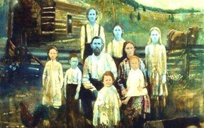 Американци живеят със синя кожа
