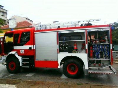 Луд опита да подпали магазин в Добрич