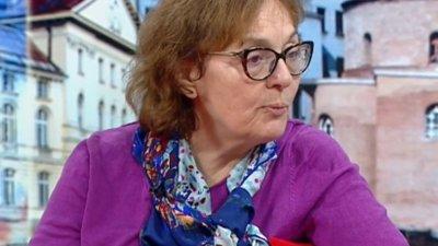 Политологът Румяна Коларова