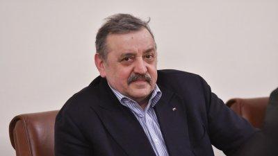 Проф. Кантарджиев ще консултира Столичната община за ваксинацията