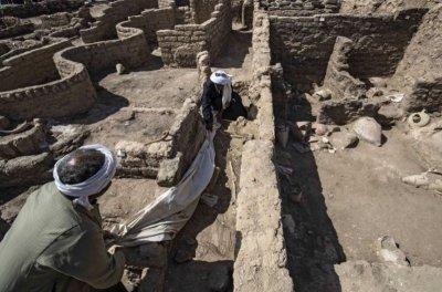 Откриха изгубения златен град на Египет