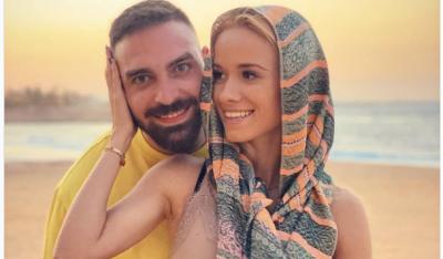 Тото и любимата му на почивка в Египет