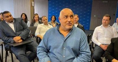 Бойко Борисов посреща рожден ден №62 сред млади активисти на ГЕРБ