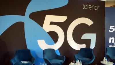 Теленор пусна 5G в над 60 локации