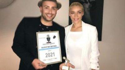 Валентин Велчев стана певец на годината