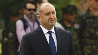 Румен Радев обсъди евроинтеграцията на Скопие с държавния секретар на САЩ