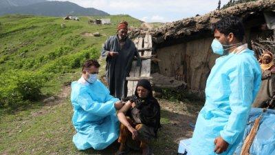 Индия с рекорд: 7,5 млн. ваксинирани за ден