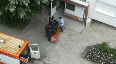 """Намериха труп в блок в хасковския кв. """"Орфей"""""""
