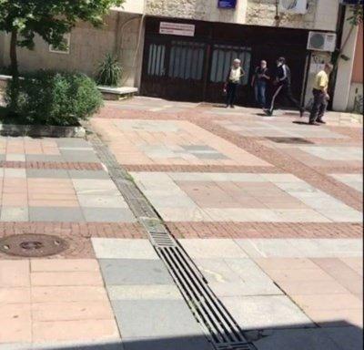 Ето го обирджията на банка в Дупница (ВИДЕО)