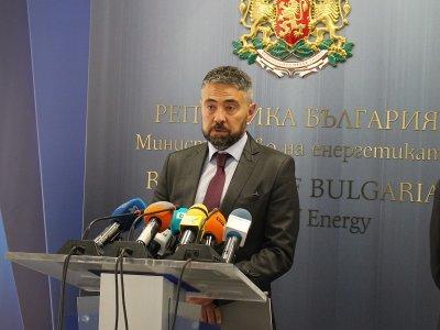 """Енергийният министър: Отказали сме се от над 1.3 млрд. лв. заради """"Балкански поток"""""""