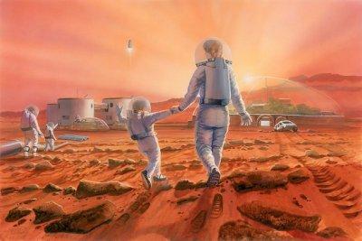 Сперматозоидите живеят 200 години на Марс