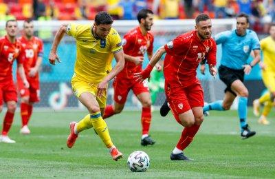 Украйна с първа победа на Евро 2020
