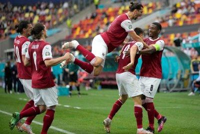 Австрия ще прави компания на Нидерландия на 1/8-финалите на Евро 2020