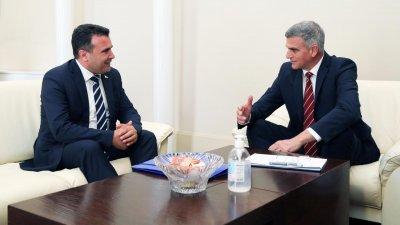 Стефан Янев: Интеграцията на Скопие е добра за всички