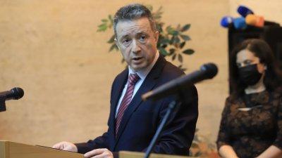 Правосъдният министър Янаки Стоилов: