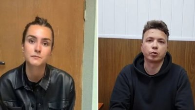 Опозиционерът Роман Протасевич е под домашен арест