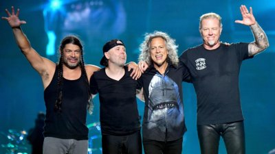 Metallica празнува 30 години The Black Album