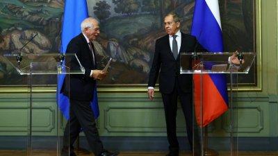 ЕС иска нови санкции срещу Русия