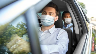 150 евро глоба, ако сте без маска в колата в Гърция