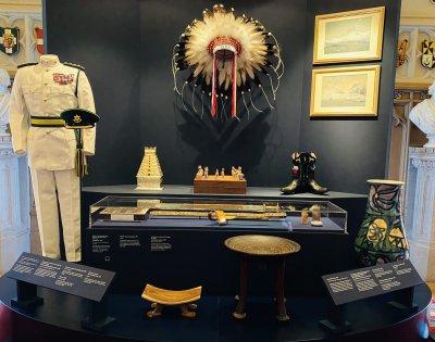 Изложба чества живота на принц Филип