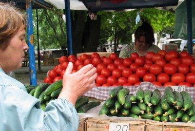 Изчезват ли българските домати и краставици?