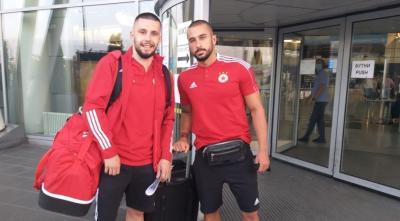 ЦСКА замина на лагер в Австрия