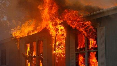 Кошмар: Пожар изпепели училище в Китай, 18 са жертвите
