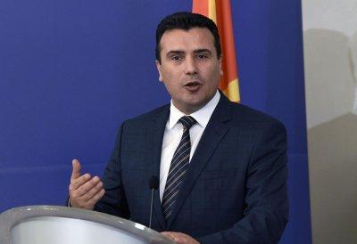 Македонски политик: Заев се сети, че в България има президент в края на мандата му