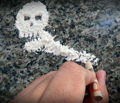 Лавина кокаин залива Европа