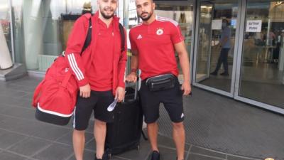ЦСКА отпътува за Австрия с 24 футболисти