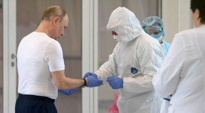 Как се стигна до корона кошмара в Русия?