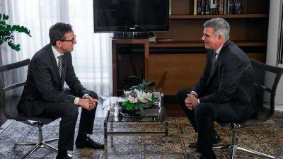 """Янев в интервю за швейцарския """"Блик"""": Очаквам същия състав на НС"""