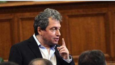 Тошко Йорданов категоричен: Ще сме отговорни при съставянето на кабинет
