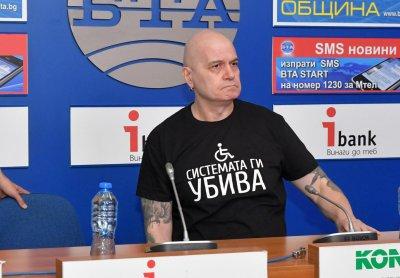 Слави доволен: Мажоритарният вот спаси Благоевград от ценкочоковци
