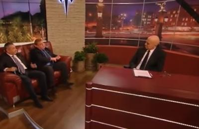 Каракачанов безпардонно: Слави, ще ти скъсам г*за