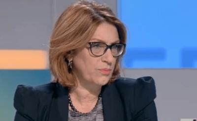 Буруджиева: Слави е принуден да направи правителство