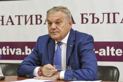 Румен Петков: Неприлично е Слави да прави правителство сам